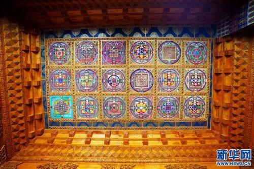 (美麗中國)(4)怒江峽谷沿岸的建筑瑰寶——東壩民居
