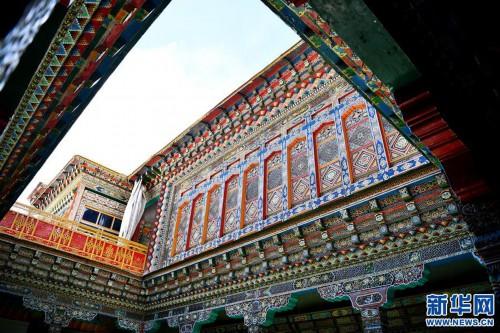 (美麗中國)(5)怒江峽谷沿岸的建筑瑰寶——東壩民居