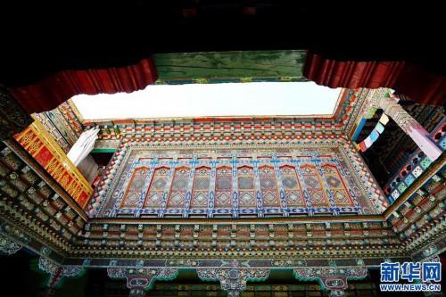 (美麗中國)(8)怒江峽谷沿岸的建筑瑰寶——東壩民居