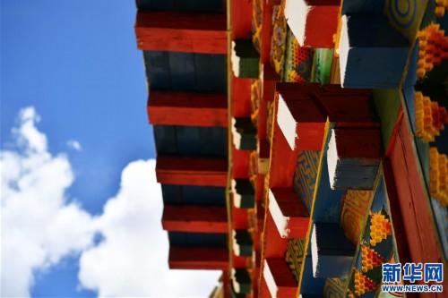 (美麗中國)(3)怒江峽谷沿岸的建筑瑰寶——東壩民居