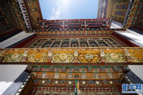 (美麗中國)(7)怒江峽谷沿岸的建筑瑰寶——東壩民居