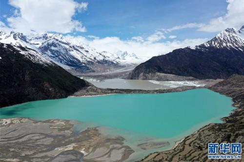 (美麗中國)(4)遠眺來古冰川