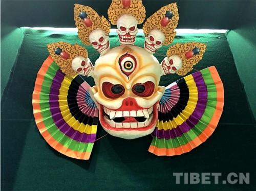 """""""文物賦彩 全面小康""""——西藏舉辦文化遺產主題圖片展"""