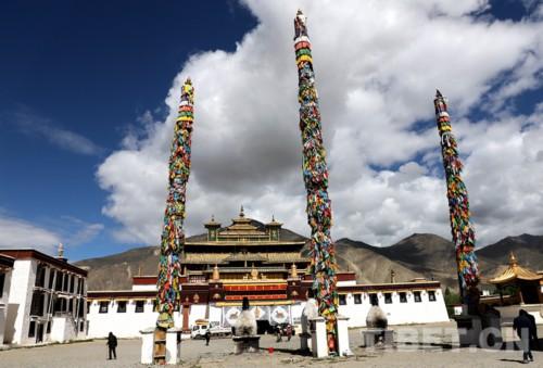 桑耶寺:西藏第一座剃度僧人出家的寺院