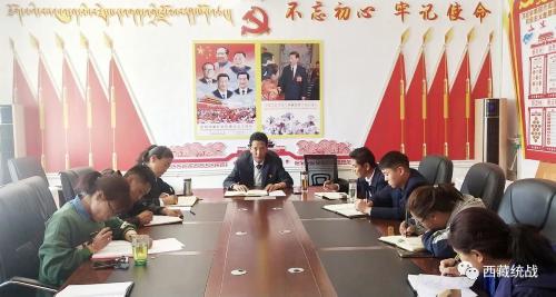 定日县召开2020年上半年业务工作推进会暨当前重点工作部署会
