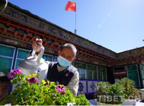 牢固树立大抓基层的鲜明导向,夯实党在西藏的执政根基