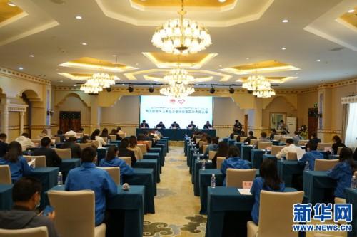 西藏自治区青年志愿者协会召开第三次会员大会