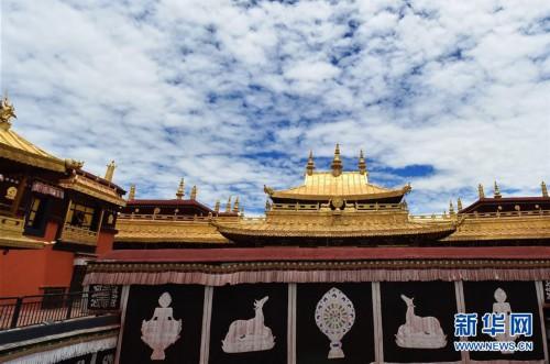 大昭寺恢复对外开放