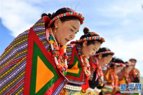 """""""藏西秘境""""的文化瑰寶——古格宣舞"""