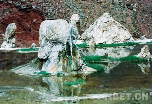 【藏北故事】科考世界海拔最高溫泉奇觀