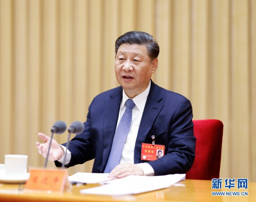 中央經濟工作會議在北京舉行 習近平李克強作重要講話 栗戰書汪洋王滬寧趙樂際韓正出席會議