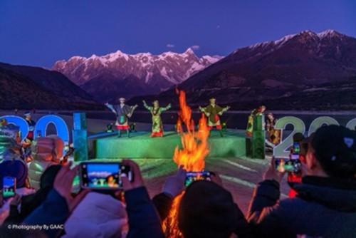 线上线下共跨年,西藏林芝邀请游客共享冬日暖阳