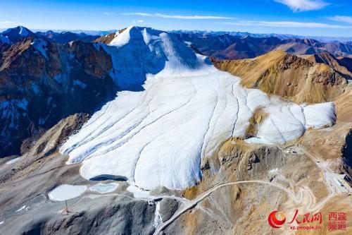 西藏当雄县正打造廓琼岗日国家冰川地质公园