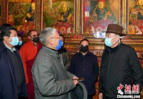【学《条例》·部长说】旦科:发挥统战重要法宝作用 推进社会主义现代化新西藏建设