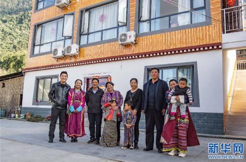 """西藏墨脱:在曾经的""""高原孤岛""""过民族团结年"""