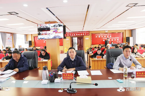 昌都市召开宗教领域维稳工作视频会议