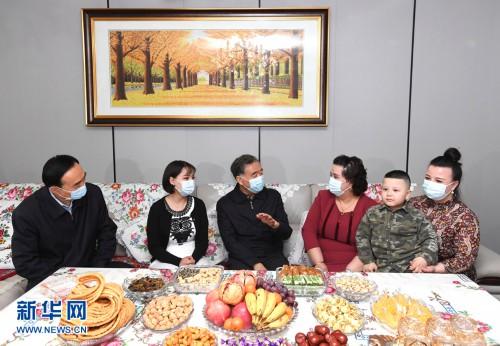 汪洋在新疆调研时强调 完整准确贯彻新时代党的治疆方略 进一步夯实新疆社会稳定和长治久安基础