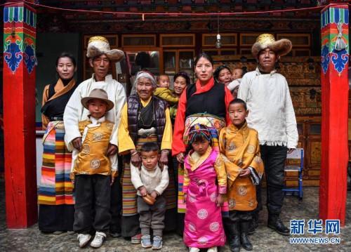 新华全媒+丨苦难和新生——西藏翻身农奴影像档案:冲多