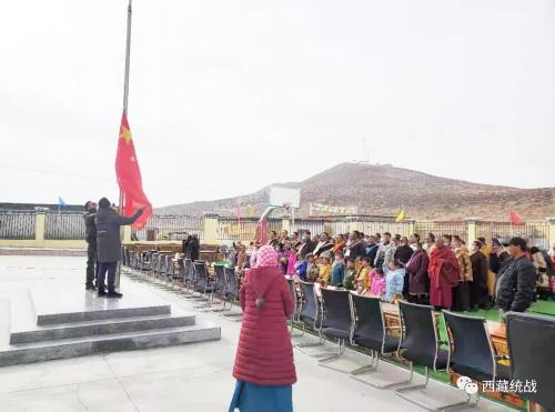 阿里地区宗教领域采取多种形式纪念西藏百万农奴解放62周年