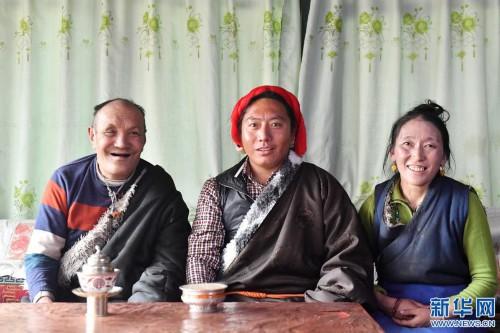 苦难和新生——西藏翻身农奴影像档案:央多