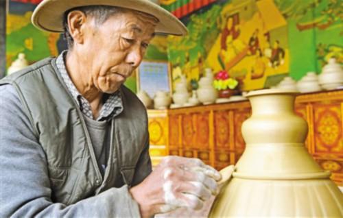 西藏自治区民族手工业的传承与发展