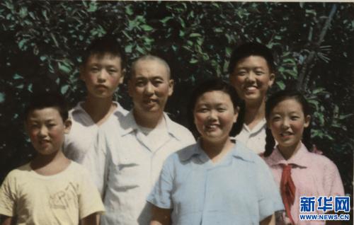 家书里的西藏和平解放剪影