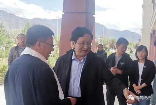 内蒙古社会主义学院赴西藏社会主义学院学习考察交流