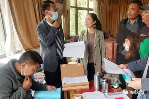 谢通门县宗教领域督导组深入各寺庙督导检查全面工作
