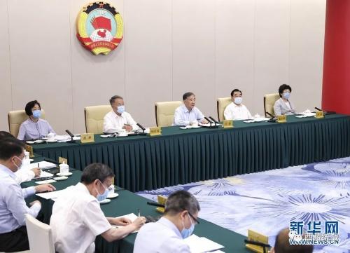 汪洋:促进各种运输方式由相对独立发展转向一体化融合发展,建设交通强国