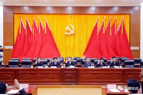 城关区寺管会党工委召开党员大会