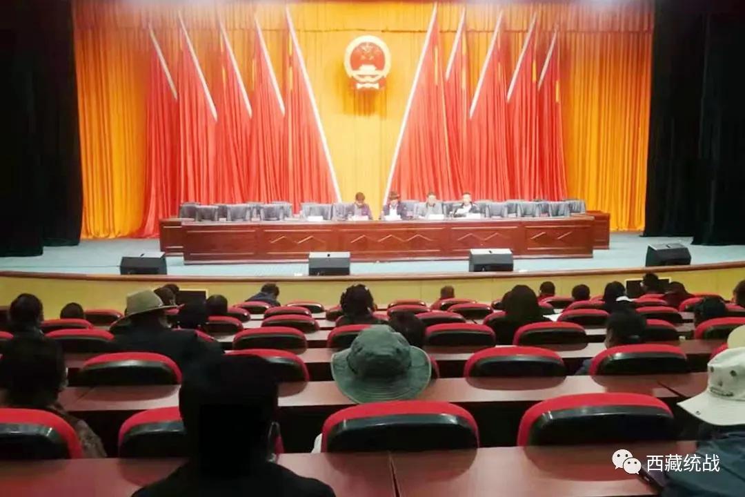 """日喀则市统战系统宣讲组深入10县区宣讲习近平总书记""""七一""""重要讲话和在西藏视察时重要讲话精神"""