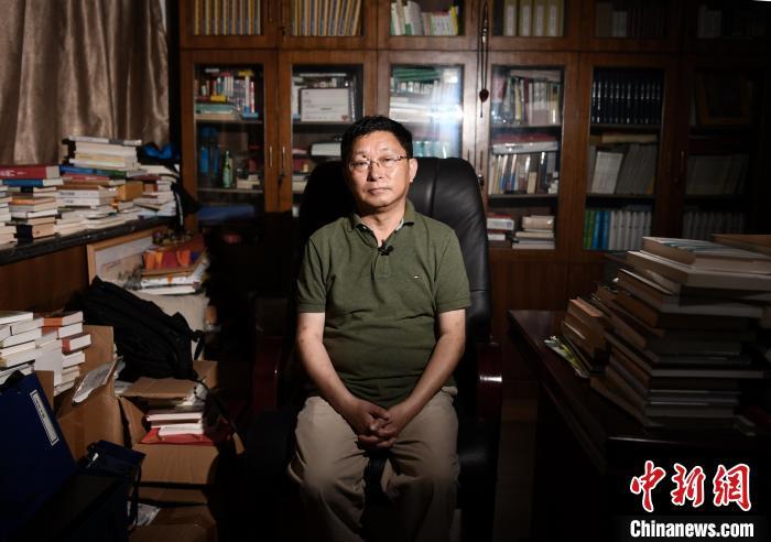 作家阿来:用更宽广包容的视点书写中华民族文化