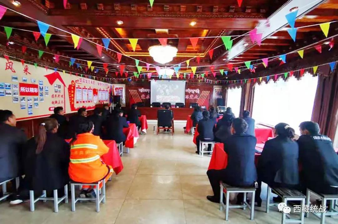 共祝大庆 阔步前行——西藏金塔集团江孜分公司和第二党支部组织开展热烈庆祝西藏和平解放70周年系列活动