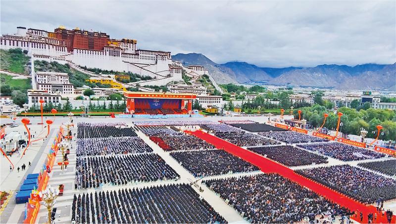 不断开拓西藏工作新境界