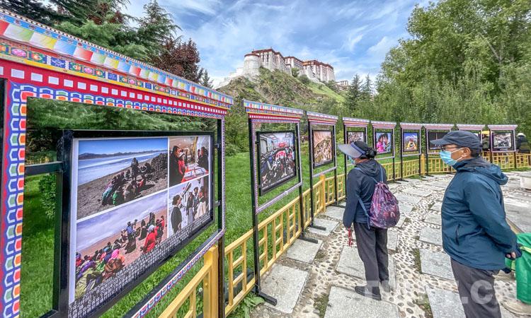 影像中的西藏,200幅摄影作品展现西藏70年巨变