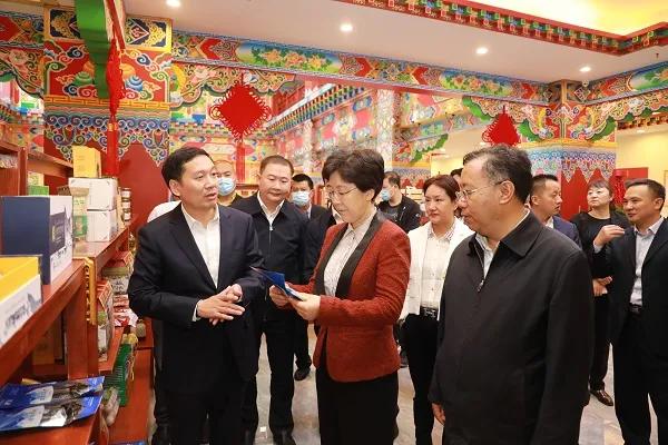李静赴西藏昌都学习考察时强调 为高质量做好新时代对口援藏工作作出统一战线积极贡献
