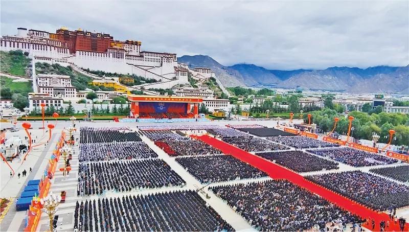 新时代西藏工作有哪些阶段性特征?