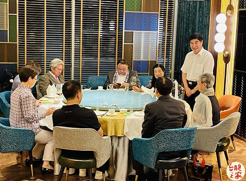 全国台联举办2021年在京常住台胞中秋团圆联谊活动